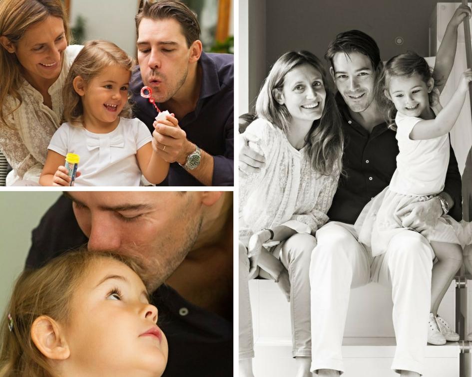 foto di famiglia lifestyle