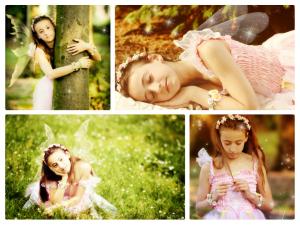 foto bambine fate