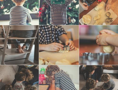 Natale 17 – Servizio fotografico famiglia Lugano