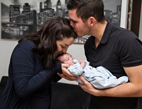 Servizio fotografico Newborn :: Fotografa neonati Milano Monza
