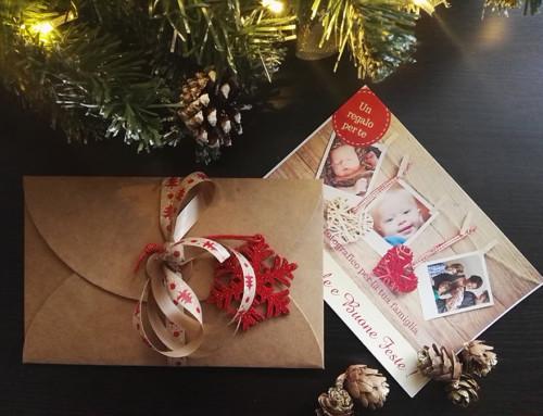 Buono regalo Servizio fotografico Natale