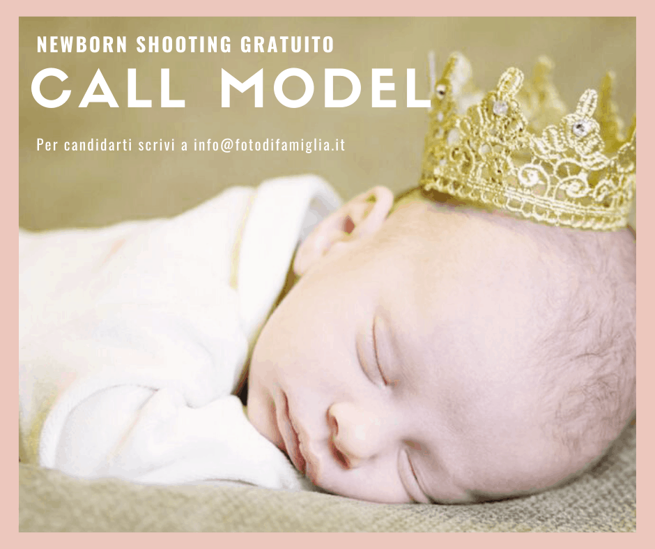 shooting newborn
